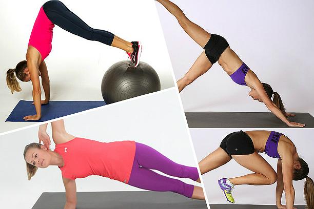 25 лучших упражнений для идеального пресса: проверено!