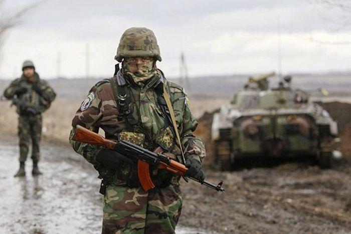 """УкроСМИ разоблачили сами себя: """"диверсионная группа"""" оказалась обыкновенным дезертиром"""