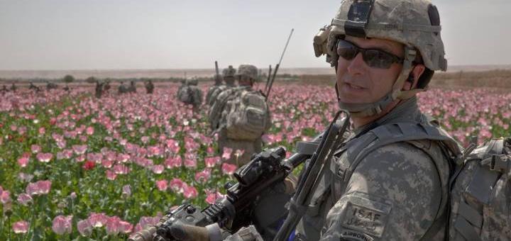 США пиндос в Афганистане