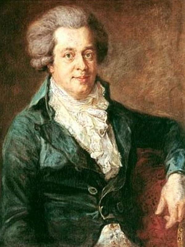 День одного композитора. Вольфганг Амадей Моцарт