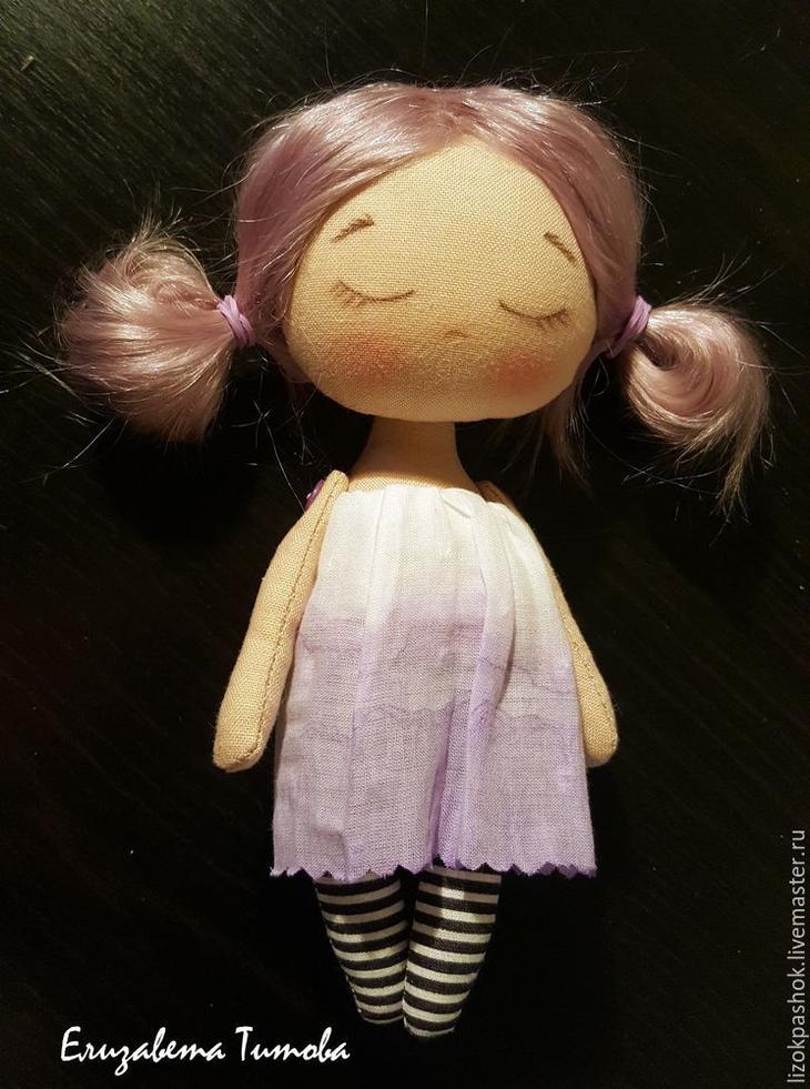 Красивые куклы своими руками