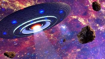 В NASA отрицают информацию о приближении к Земле сотни кораблей пришельцев
