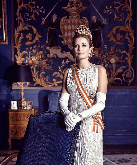 Грейс Келли - 10-я княгиня Монако