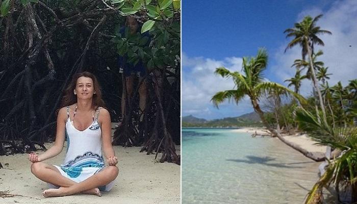 Жительница Перми 10 лет копила средства, чтобы приобрести для себя остров из фильма «Голубая лагуна»