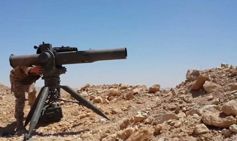 Мясорубка под Хамой: боевики попали противотанковой ракетой в бойцов САА