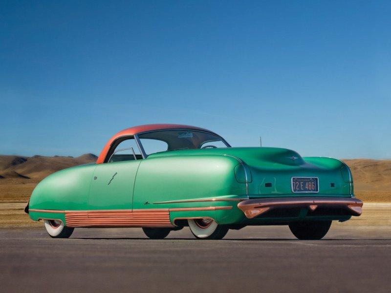 Вы удивитесь, когда узнаете, что этот концепт Chrysler Thunderbolt был создан в 1940 году