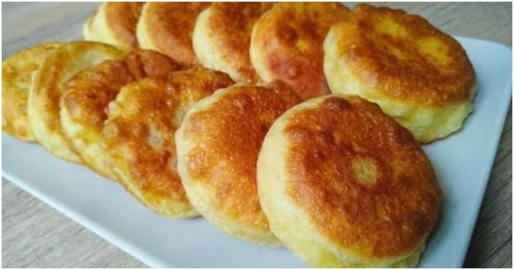 Вкусные и быстрые пирожки без дрожжей и лепки