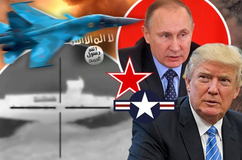 Сирия: террористы разгромлены, на очереди — США