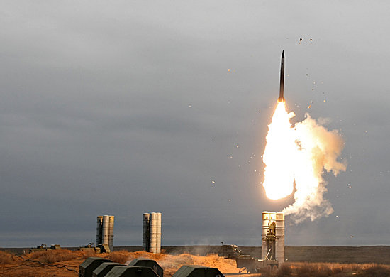Русские помогут создать высокоэффективную систему ПВО в Сирии