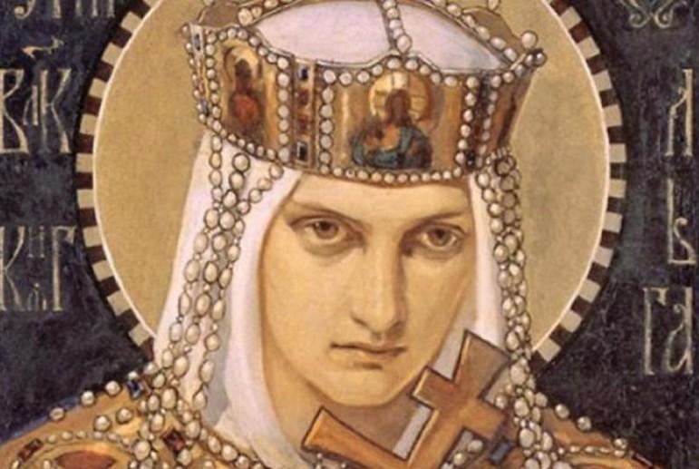 Великие женщины древней Руси…