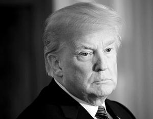 События в Сирии ставят Трампа в двойственное положение