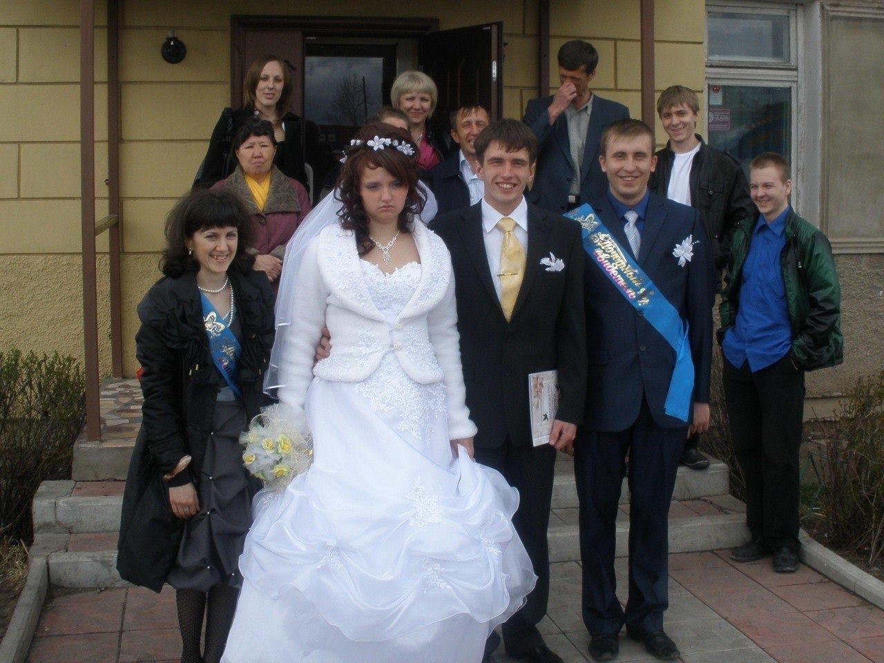 История о свадьбе и родственниках, которые задолбали  ...