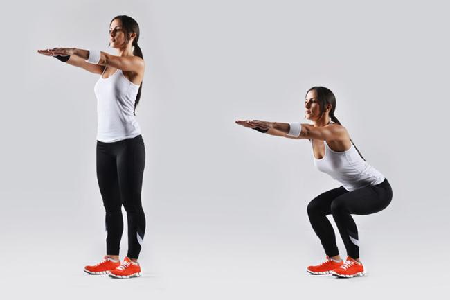 3 простых упражнения для упругой попы, которые можно делать дома