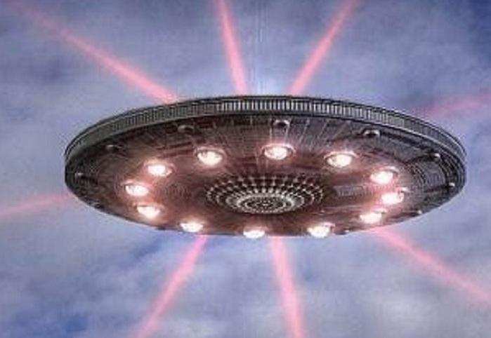 Чилийский ВМФ рассекретил данные об НЛО