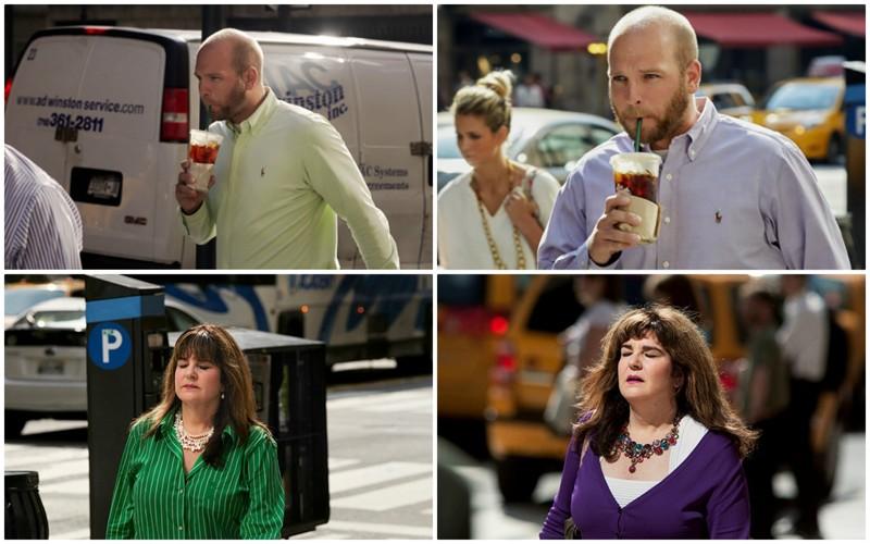 Фотограф 9 лет снимал одних и тех же людей, идущих на работу город, кадры, люди, моменты, работа, уличное фото, фото, фотограф