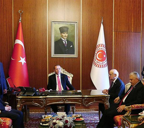 Эрдоган предложил странам Исламской восьмёрки отказаться от доллара и евро в торговле