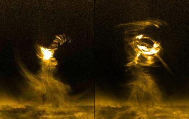 Астрофизики выяснили причину торнадо на Солнце