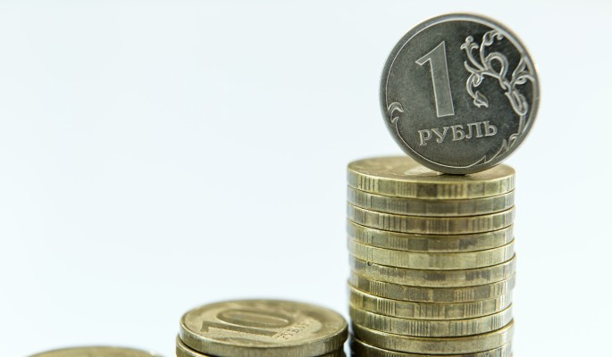 Рубль способен частично восс…