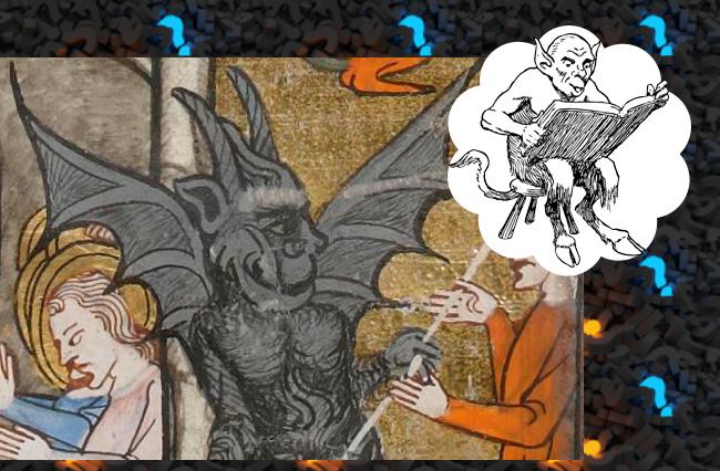 Как люди веками боялись Дьявола