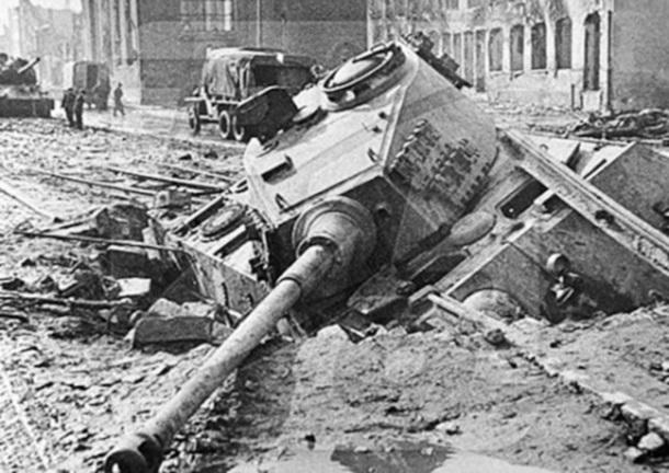 """Операция """"Солнцестояние"""": как немцы пытались остановить Советскую Армию"""