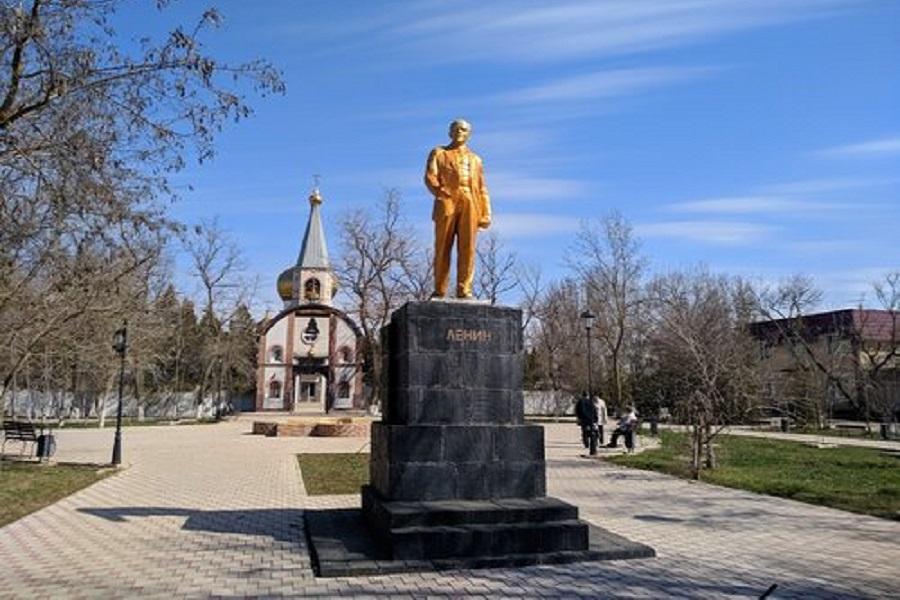 Крым, Красноперекопск: переп…