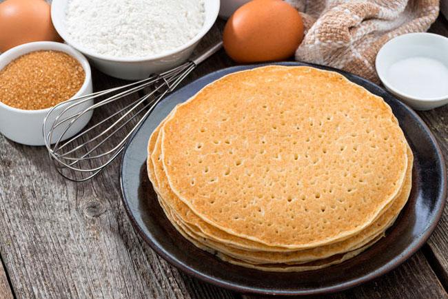 А вы знали, что блины готовят не только из пшеничной муки? Выбираем муку для выпечки блинов!