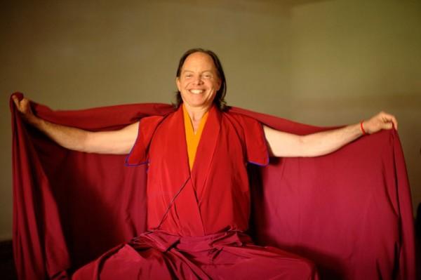 Тибетский Геше и его корпорация добра в России.