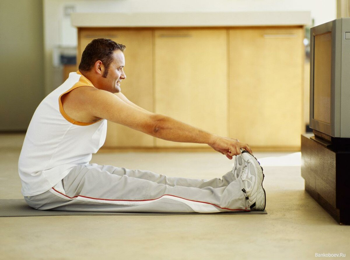 Несложная разминка поможет надолго сохранить здоровье сосудов