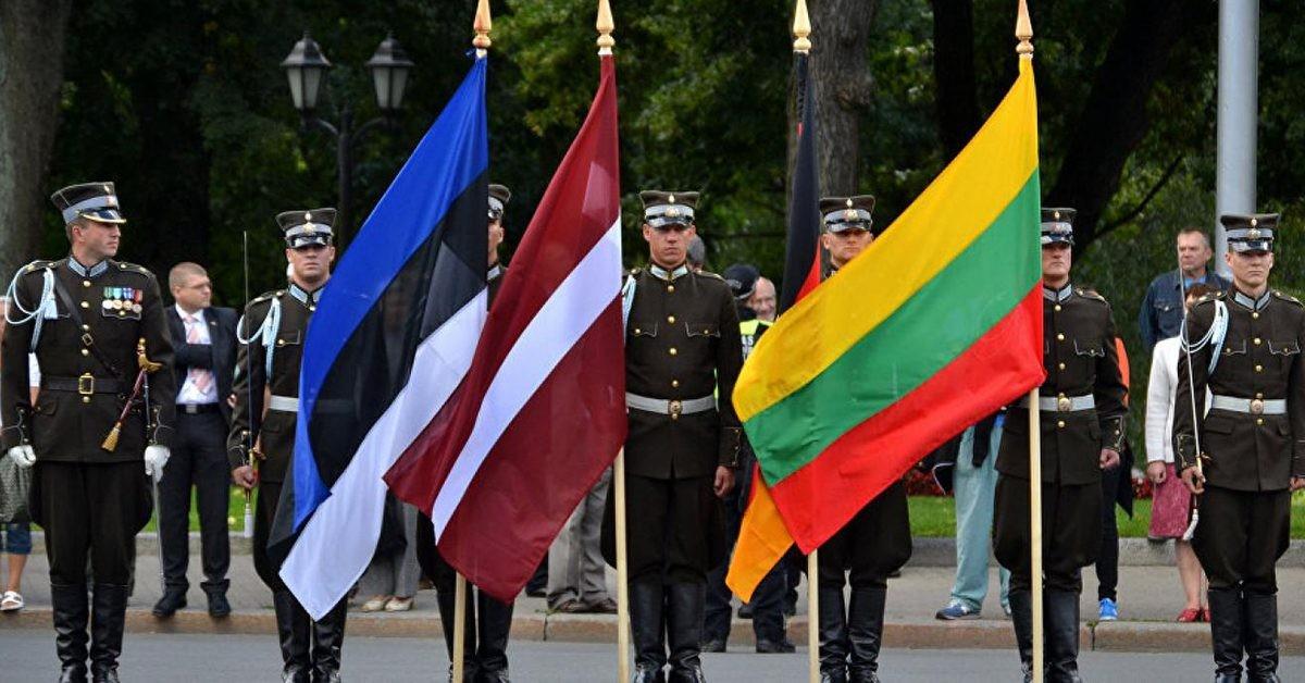 «Жирные годы» Литвы, Латвии …