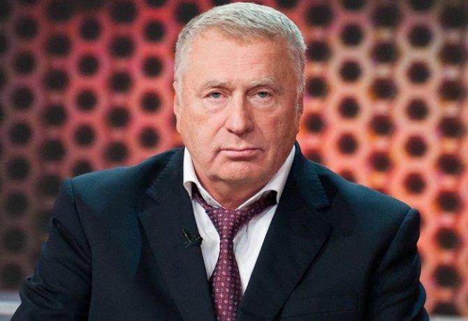 Жириновский оставил Литву бе…