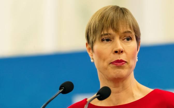 Без полутонов: маневры Кальюлайд на встречах в РФ признают предательством
