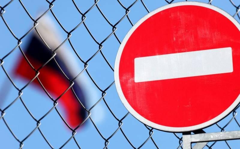 Санкции против России вводит…