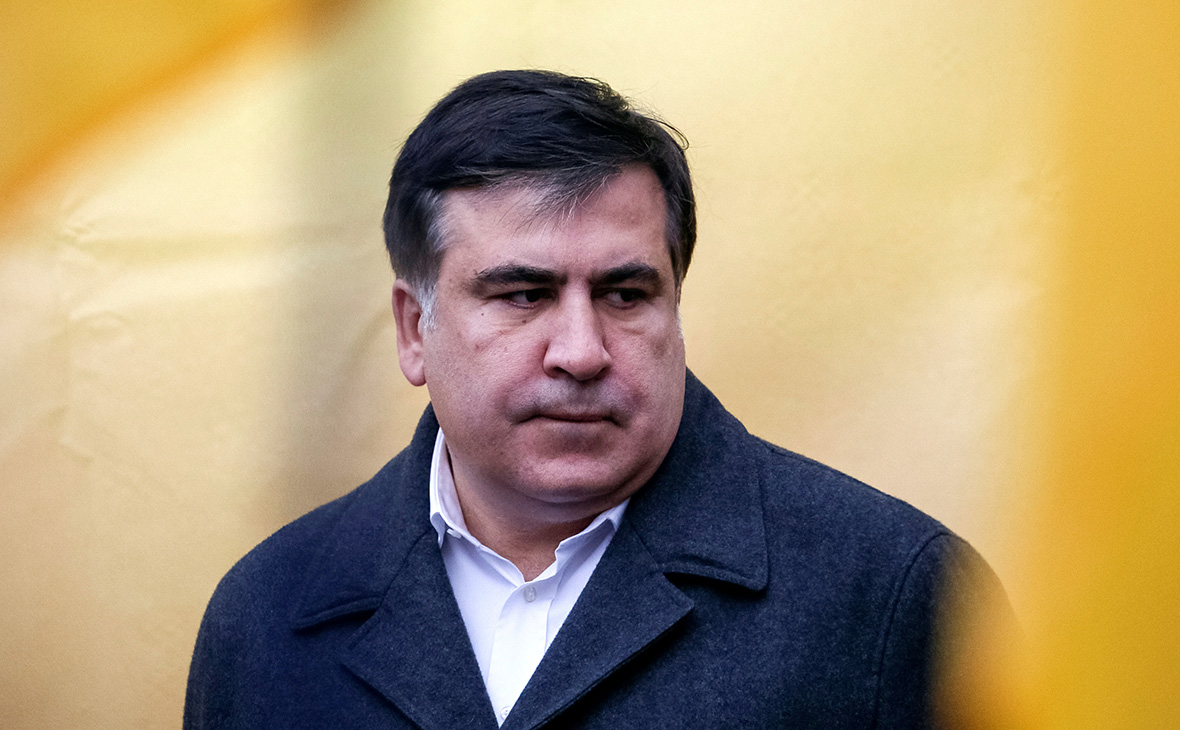 Саакашвили заговорил: Порошенко это человек Кремля…