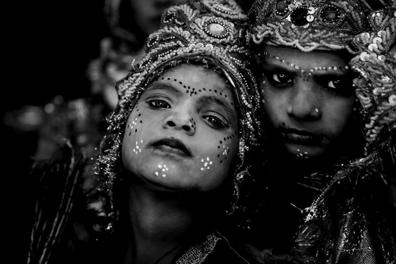Как индийские боги индия, красота, талант, творчество, фото, фотограф, фотография, художник