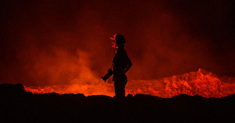 Долина смерти в Эфиопии: как выглядит самое безжизненное место на планете