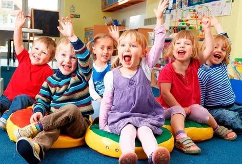 О работе в детском саду. Мой опыт