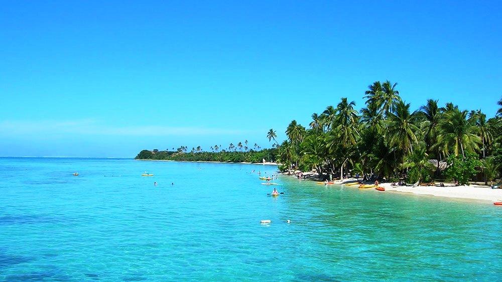 Удивительный остров Малоло (Malolo Island), Фиджи