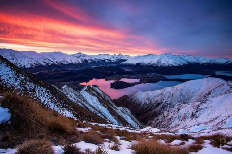 Новая Зеландия глазами ее жителя: фото Rach Stewart