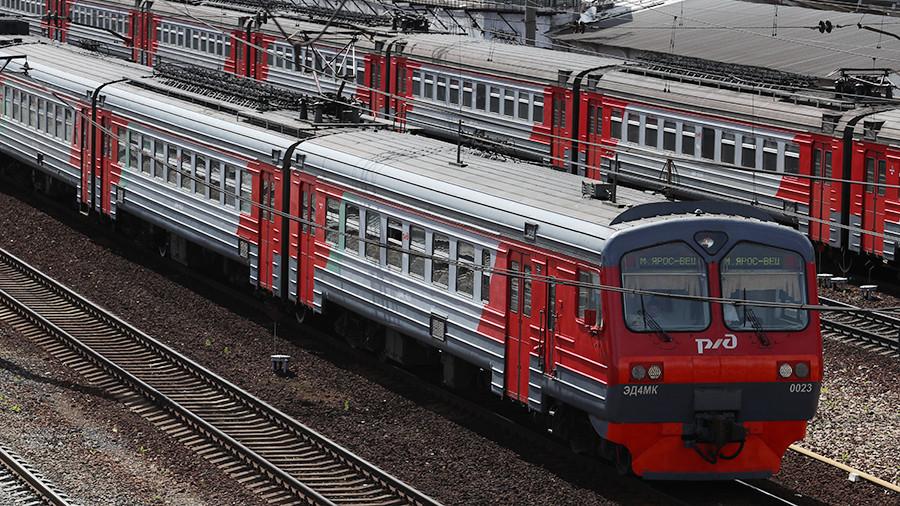 В РЖД перевели все поезда южного направления в обход Украины