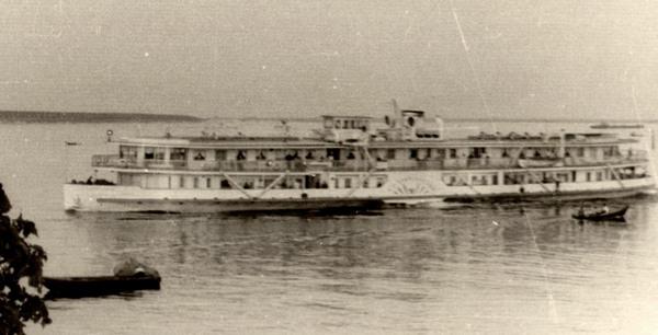 М. Гаричева. На островах