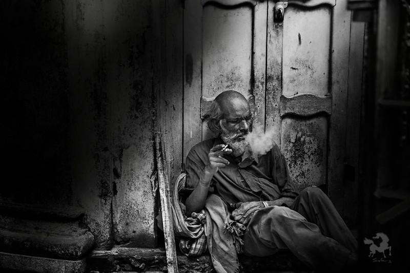 Священный транс - Варанаси, Индия индия, красота, талант, творчество, фото, фотограф, фотография, художник