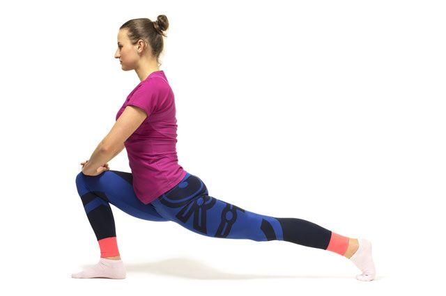 Укрепляем тазобедренные суставы