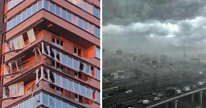 Разрушенная Москва. Как стол…
