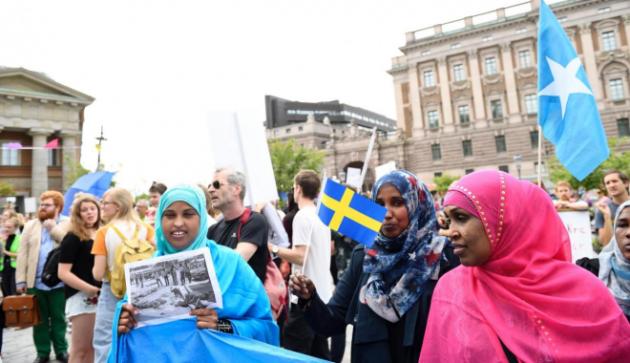 Россиянка Эфрон из Швеции: Европа не поняла, что мигранты объявили ей войну.