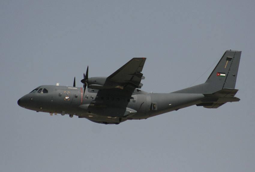 ВВС Иордании распродают авиационную технику, в том числе сил специальных операций