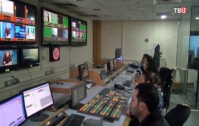 Сирийская телерадиокомпания работает вопреки обстрелам и провокациям