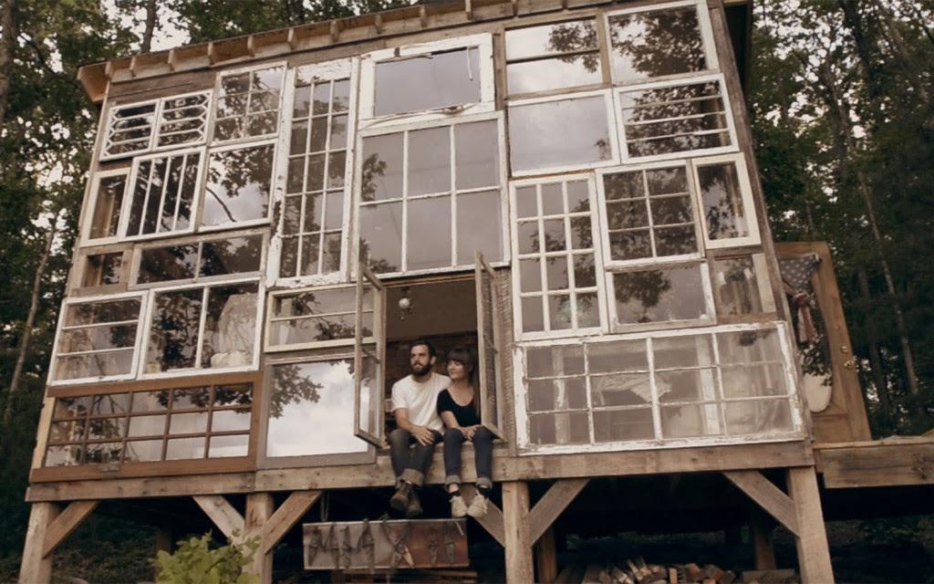 Новый дом из старого дома видео
