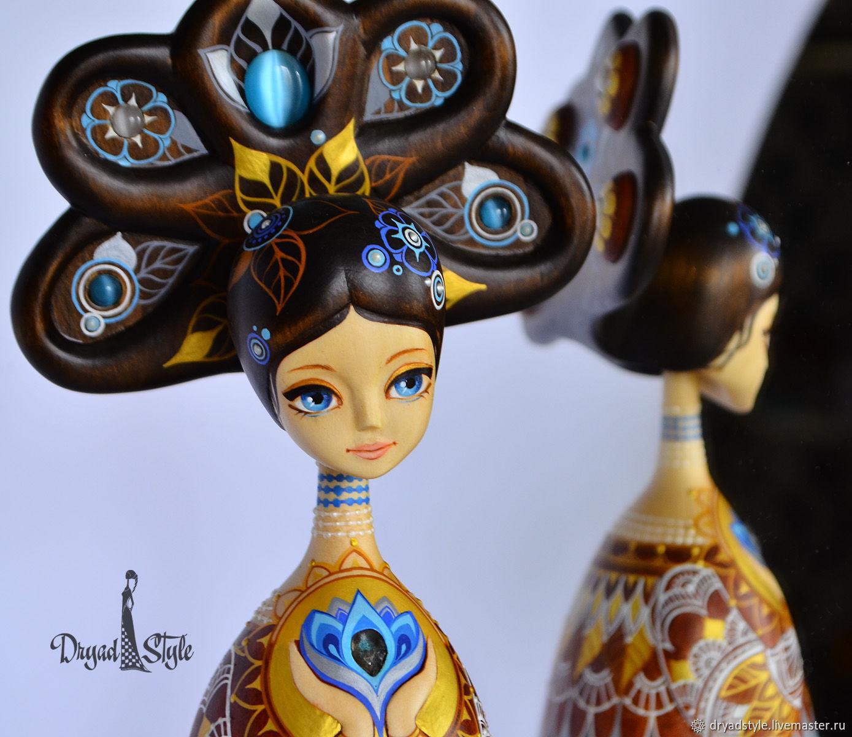 Кукла с секретом.Редкая кукла.Уникальная работа.Лесная фея, Куклы, Сумы, Фото №1