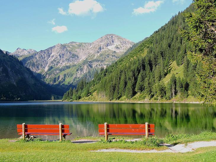 Озеро Вильсальп
