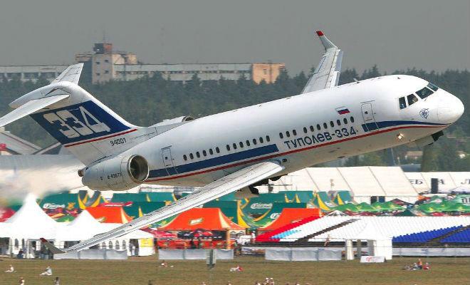Ту-334: почему не полетел уникальный советский самолет